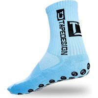TapeDesign Allround Socks Classic Antirutschsocken hellblau von TapeDesign