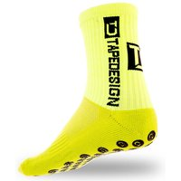 TapeDesign Allround Socks Classic Antirutschsocken neon-gelb von TapeDesign