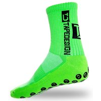 TAPEDESIGN Allround Socks Classic Antirutschsocken neon-grün von TapeDesign