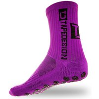 TapeDesign Allround Socks Classic Antirutschsocken violett von TapeDesign
