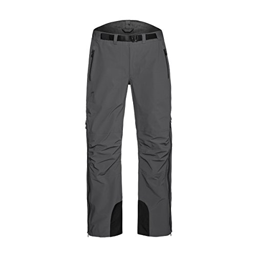 Tasmanian Tiger Dakota Rain Pants Darkest Grey 50 von Tasmanian Tiger