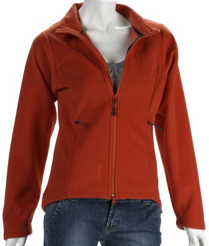 "Tatonka Essential Damen ""Topeka Lady Jacket"" Fleece Jacke, Gre 40, hot orange von Tatonka"