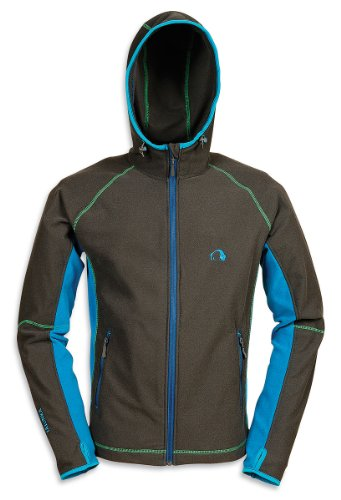 Tatonka Herren Jacke Loja, darkest grey/teal, XXL von Tatonka