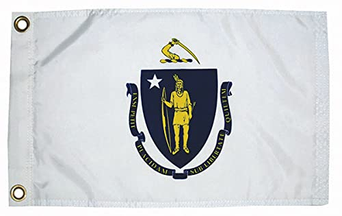 Taylor Made Flagge, Massachusetts von TaylorMade