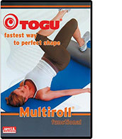 TOGU® - DVD Perfect Shape- Multiroll functional von Togu