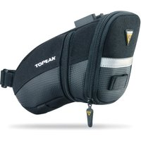 Topeak AERO WEDGE PACK MEDIUM Satteltasche von TOPEAK