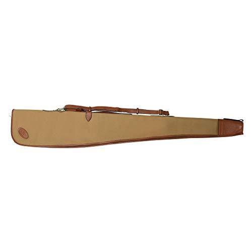 Tourbon Echtes Leder-Gewehr-Schrotflinte-Gewehr-Riemen-tragender Schultergurt justierbares 93.5cm