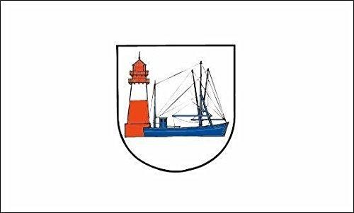 U24 Fahne Flagge Bedburg-Hau Bootsflagge Premiumqualit/ät 30 x 45 cm