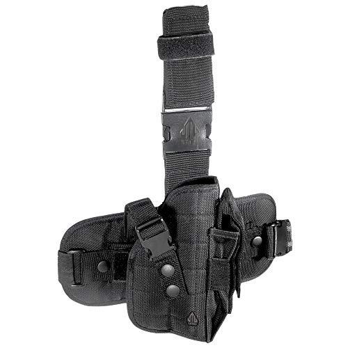 PVC-H175R UTG LE Grade Vertical Schulter Holster Army Digital