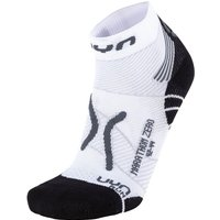 UYN Run Marathon Zero Socken white/grey 39-41 von UYN
