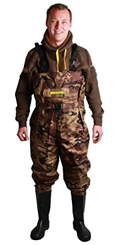 Ultimate Camo Waders - 44 | Wathose von Ultimate
