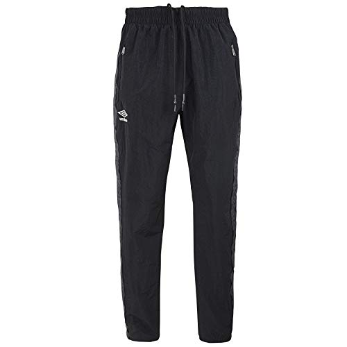 Umbro Herrenhose Sweeper, Herren, Hosen, Sweeper Pant, Black Beauty, Small von Umbro