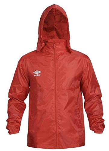UMBRO Kinder Regenjacke Speed Jnr, Kinder, Speed Jnr, Azul Marino Oscuro, 4 años von UMBRO