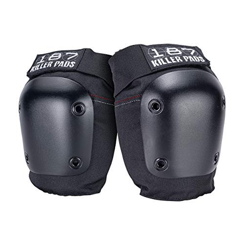187 Fly Knee Pads Black-XS von 187 Killer Pads