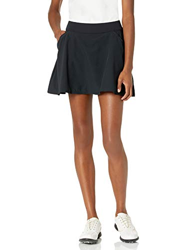 Under Armour Damen Links Skorts, Schwarz, SM von Under Armour