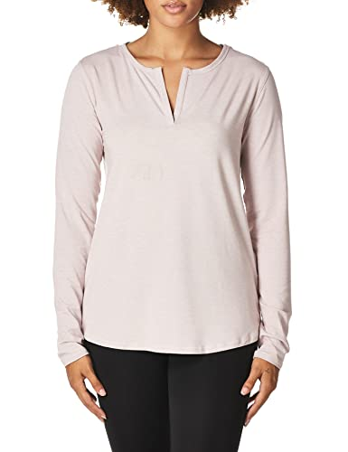 Under Armour Damen Recovery Sleepwear Langarmshirt, Rosa, MD von Under Armour