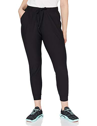 Under Armour Damen UA Vanish Jogger Hose, Schwarz, Medium von Under Armour