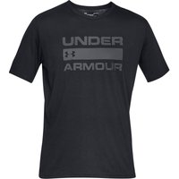 UNDER ARMOUR Issue Wordmark T-Shirt schwarz XL von Under Armour