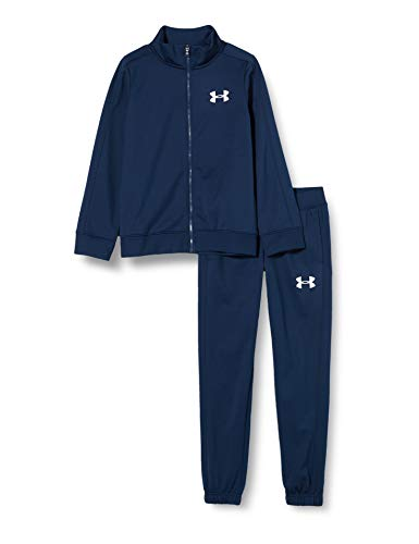 Under Armour Jungen Knit Trainingsanzug, Blau, YLG von Under Armour