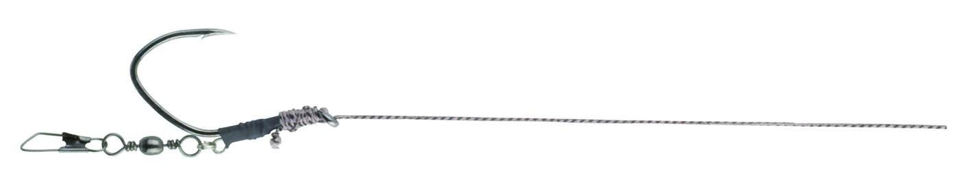 Uni-Cat Waller Wels Waller-vorfach Pellet Rig Einzel-haken 4//0 Pellet-s-Vorfach