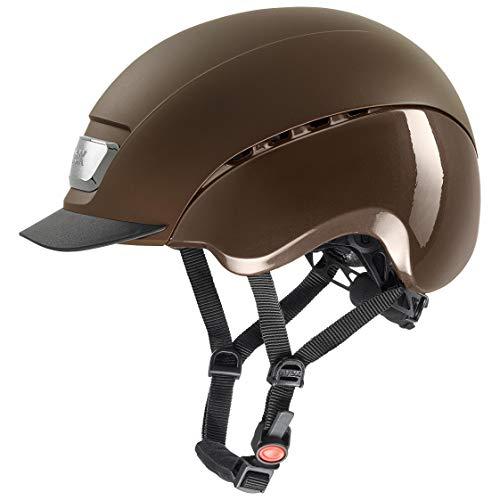 Pink//Navy//Light Blue 55-58cm FOUGANZA C120 Horse Riding Helmet