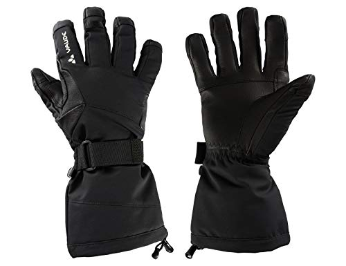 VAUDE Back Bowl Gloves II Handschuhe, Black, 9 von VAUDE