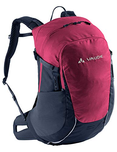 Vaude Damen Rucksäcke15-19l Women's Tremalzo 18, Crimson Red, One Size, 14359 von VAUDE
