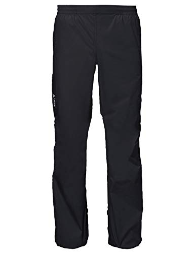 VAUDE Herren Hose Men's Drop Pants II, black uni, S, 04981 von VAUDE