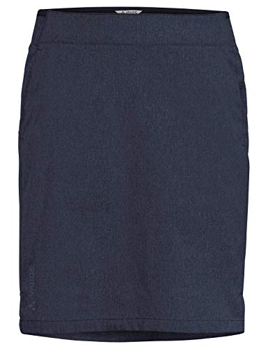 Vaude Damen Rock Women's Skomer Skort III, Eclipse/Eclipse, 34, 41851 von VAUDE