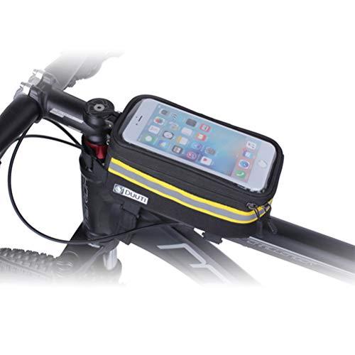 Fahrrad Satteltasche Wasserdichte Rahmentasche Fahrradtasche Sitztasche
