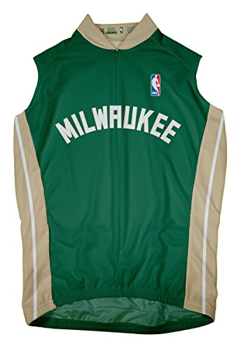 VOmax NBA Damen Trikot Away Sleeveless, Damen, grün, Medium von VOmax