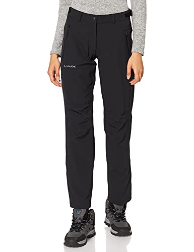 VAUDE Damen Hose Women's Farley Stretch Pants II, Black, 36, 045760100360 von VAUDE