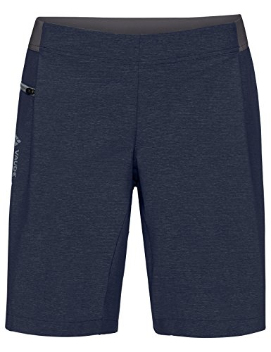 VAUDE Damen Hose Women's Cyclist Shorty, eclipse, 38, 408287500380 von VAUDE