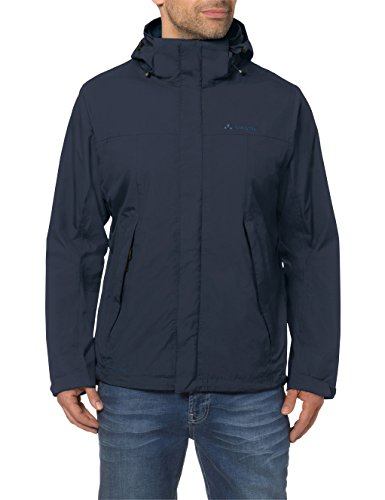 VAUDE Herren Jacke Escape Light Jacket, eclipse, XXL, 043417505600 von VAUDE