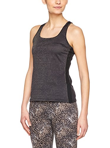 Venice Beach Damen AKI Tank-Top Tanktop, Black, L von Venice Beach