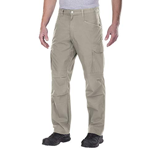Vertx Fusion Lt Stretch Tacical Pants, Herren, Fusion Lt Stretch Tacical Pants, Khaki, 52x36 von Vertx
