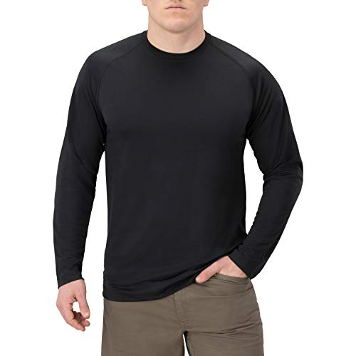 Vertx Herren Standard Full Guard Performance Langarmshirt, IT 'S Black S von Vertx