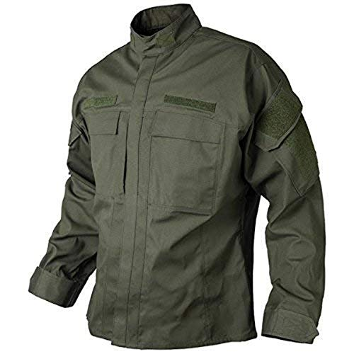 Vertx Medium Reg Recon Garrison Shirt, Olive Drab Green von Vertx
