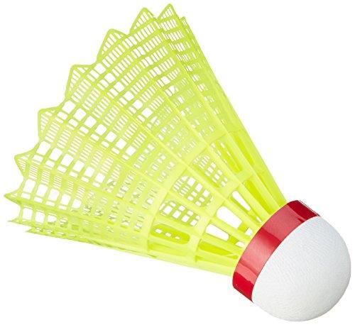VICTOR Badminton Naturfederball QUEEN 77 medium 12er Dose Shuttlecock Speed Weitere Ballsportarten Bälle