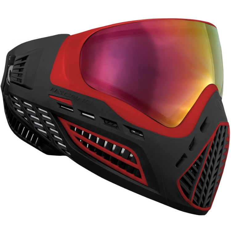 Virtue Ascend Paintball Thermal Maske Limited Edition (Red Fire) von Virtue Paintball