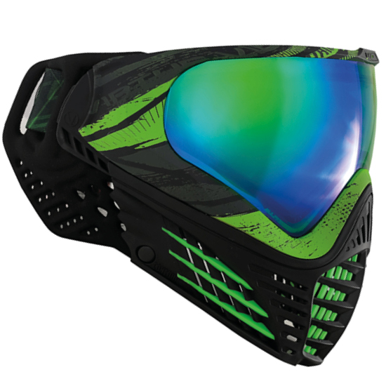 Virtue VIO Graphics Contour Paintball Maske (Emerald) von Virtue Paintball