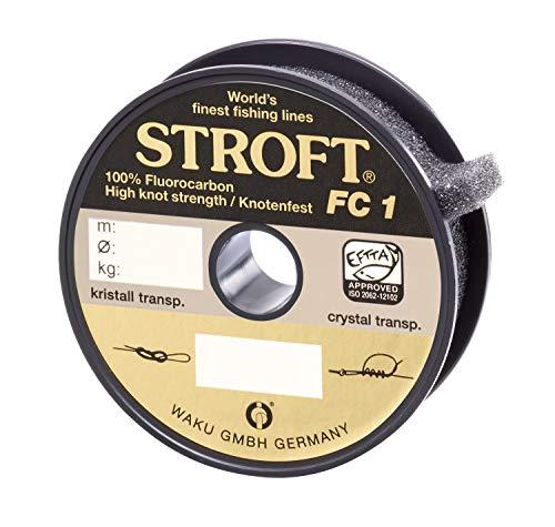 Schnur STROFT FC2 Fluorocarbon 50m 0.300mm-7.1kg