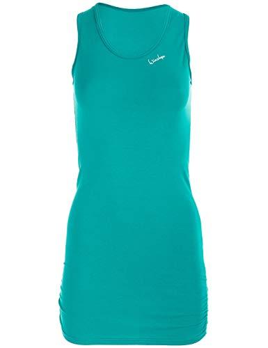 Winshape Slim Style Winshape Damen Fitness Freizeit Longtop WTR15 mit seitlicher Raffung