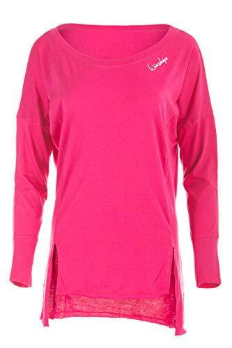 Fitness Freizeit Sport Yoga Pilates Jumpsuit Winshape Damen 3//4-Arm-Jumpsuit WJS2