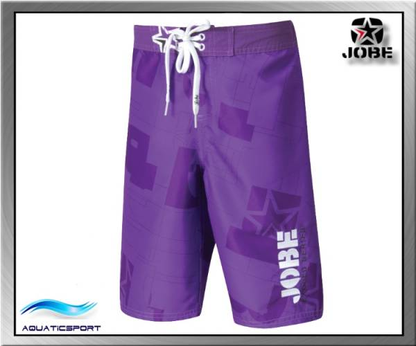 Boardshort IMPRESS Boardshort Youth Purple von WassersportEuropa