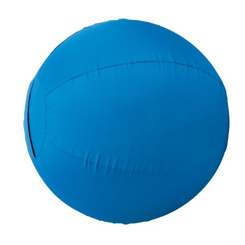 Weaver Leather Stacy Westfall Activity Ball Cover, Medium, Blue von Weaver Leather