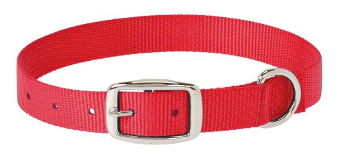 Weaver Leather Prism Choice Halsband, 1,9 x 43,2 cm, Rot von Weaver Leather