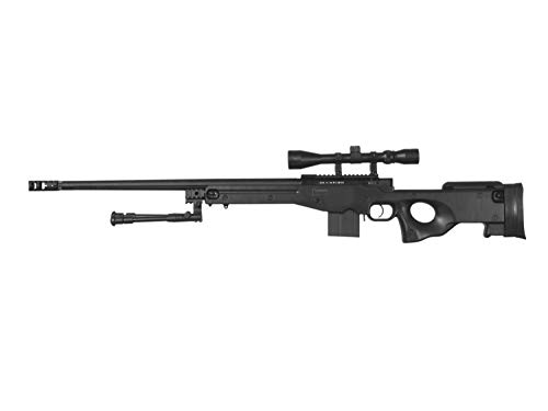 Well MB4402 Upgrade Airsoft Sniper Rifle, mit Metall Internals -Roedale Deluxe Edition- < 0,5 J. von Well