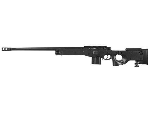 Well MB4403 A Upgrade Airsoft Sniper Rifle, mit Metall Internals -Roedale Deluxe Edition- < 0,5 J. von Well