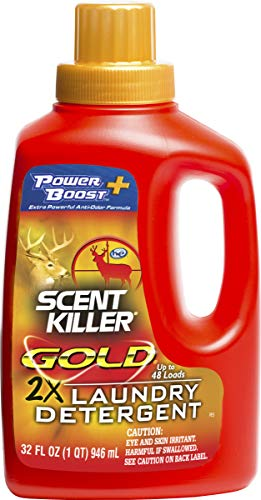 Wildlife Research 1249 Gold Clothing Wash Scent Killer 32 oz von Wildlife Research